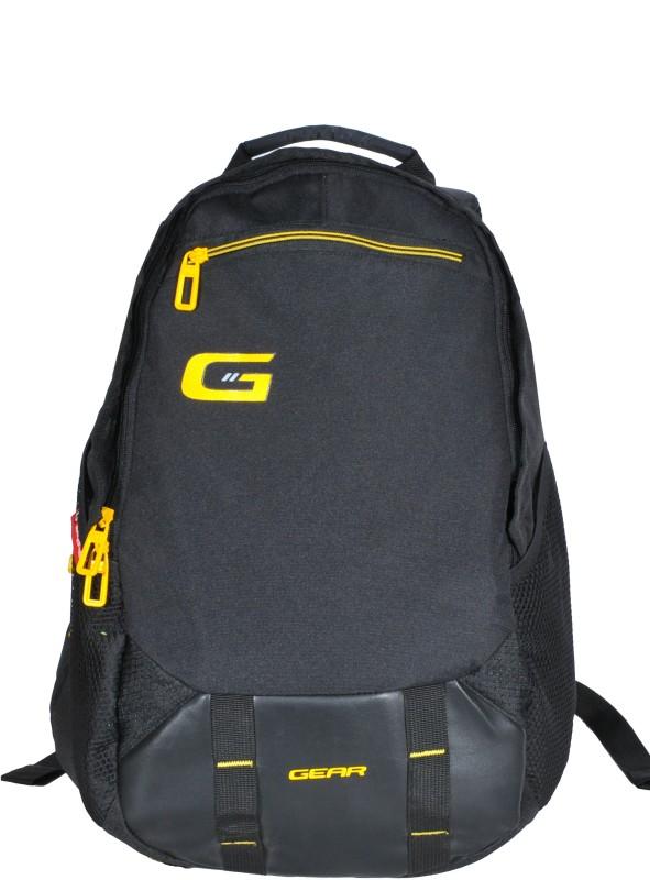 Gear OUTLANDER 6 Backpack 22 L Backpack(Black)