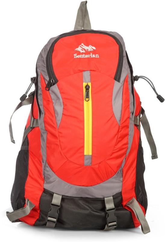 Senterlan CJESL5001RDBP 30 L Backpack(Red, Black)