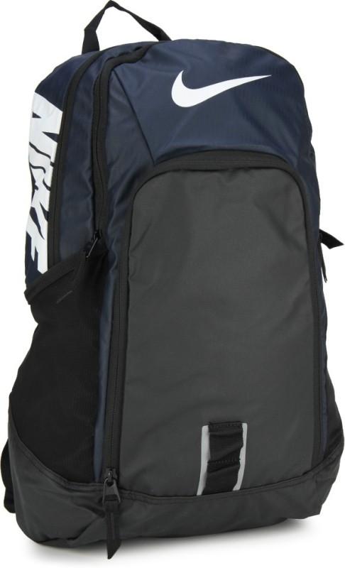 Nike Backpack(Black, Blue)
