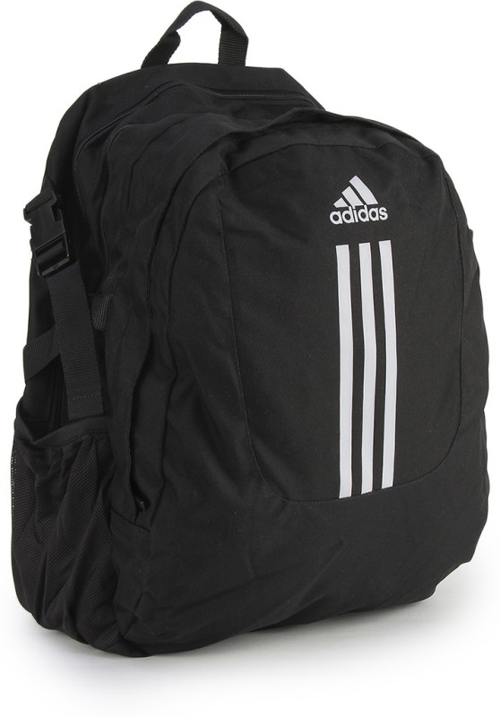ADIDAS Backpack(White, Black)