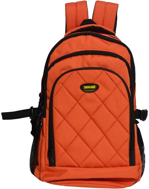 New Era Diamond Impenetrable 1Yr Warranted 30 L Backpack(Orange)
