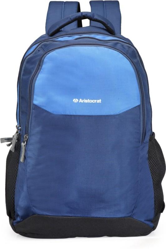 Aristocrat Dio 01 Blue 24 L Backpack(Blue)
