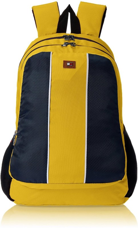 Tommy Hilfiger Beacon 15 L Backpack(Yellow)