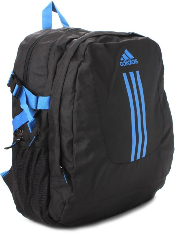 ADIDAS Backpack(Black, Blue)