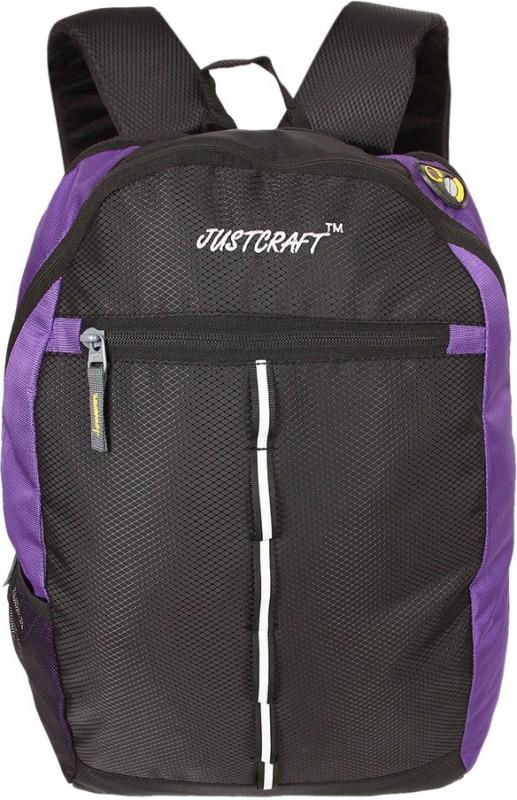 Justcraft Joyo 25 L Laptop Backpack(Purple)