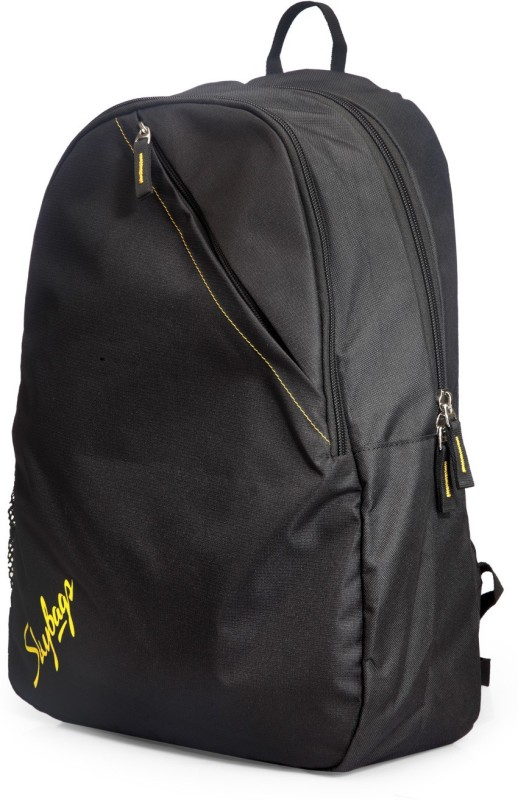 Skybags Brat 1 Backpack(Black)