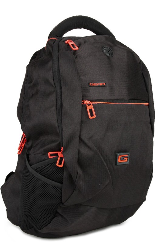 Gear Space 4 30 L Backpack(Black)