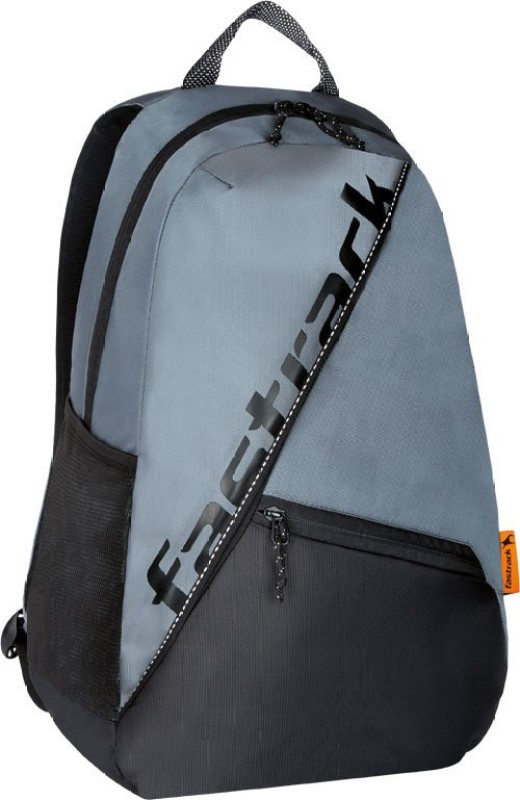Fastrack AC034NGY01 22 L Backpack(Grey)