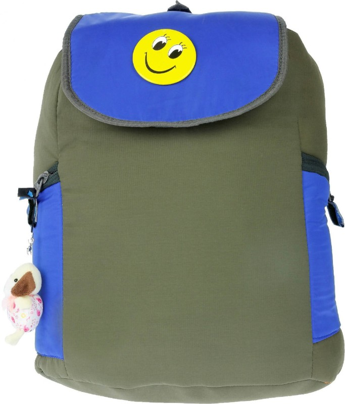 JG Shoppe Neo S10 10 L Medium Backpack(Multicolor)