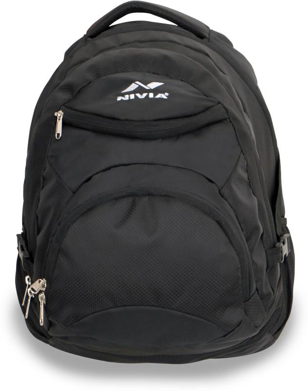 Nivia Granite-5 22 L Backpack(Black)