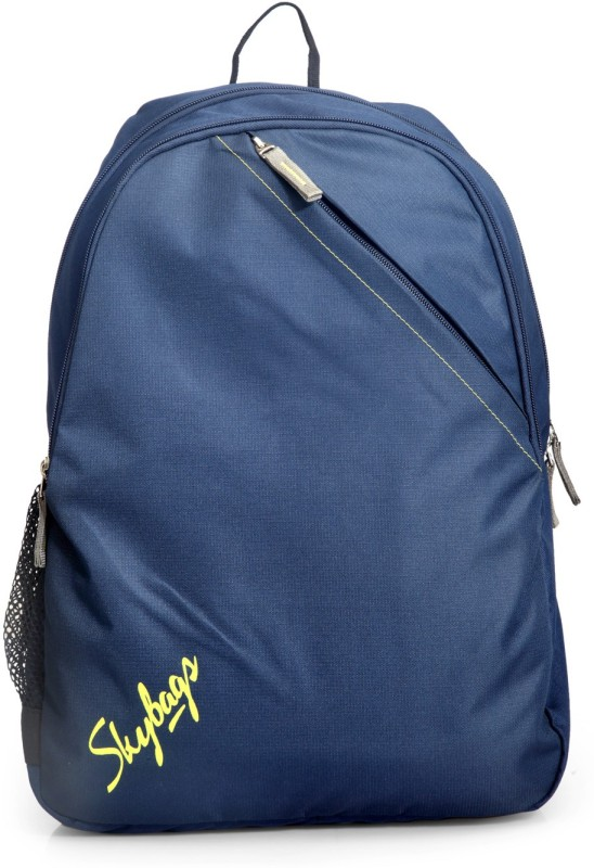 Skybags Brat 4 Backpack(Blue)