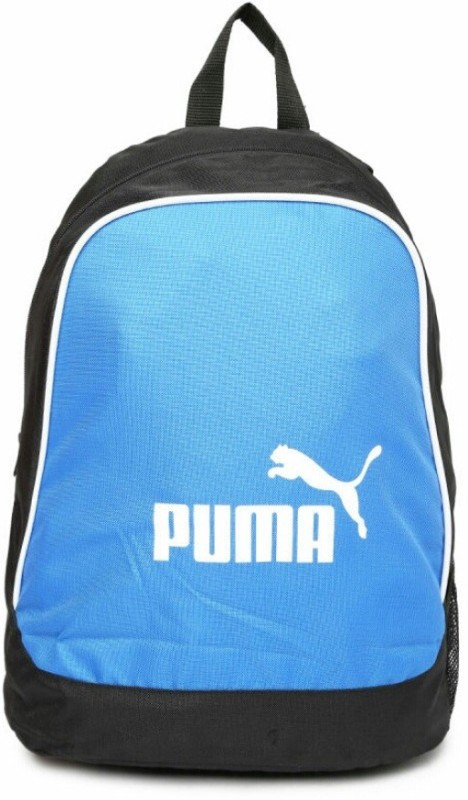 Puma Team Cat New Trend Unisex 21 L Backpack(Blue)