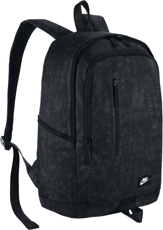 Nike Nike ALL ACCESS SOLEDAY GREY Backpack 25 L Backpack(Black)