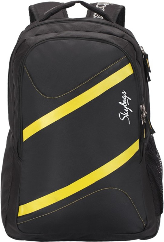 Skybags Footlose Router 2 Black 26 L Backpack(Multicolor)