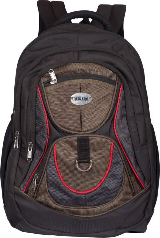 New Era Axe 2Yr Warranted 50 L Laptop Backpack(Black)