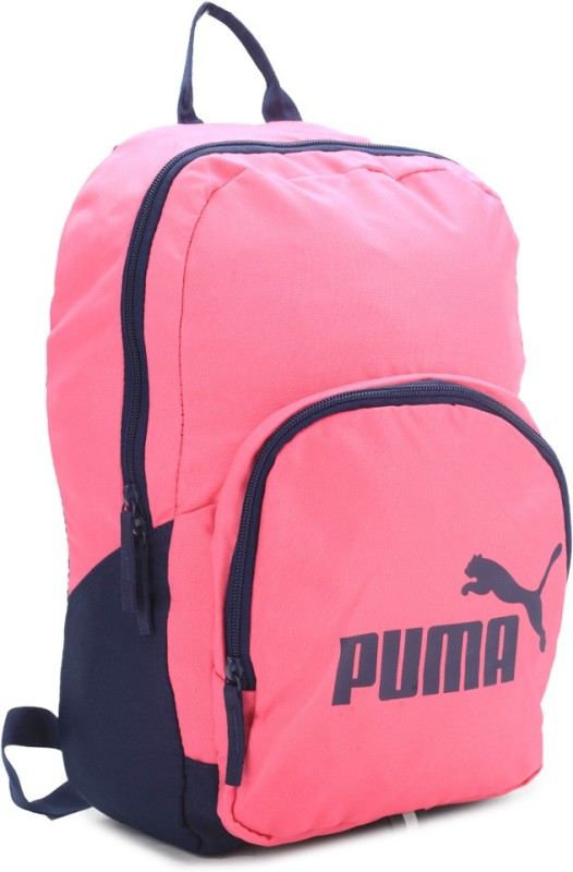 Puma Backpack(Blue, Pink)