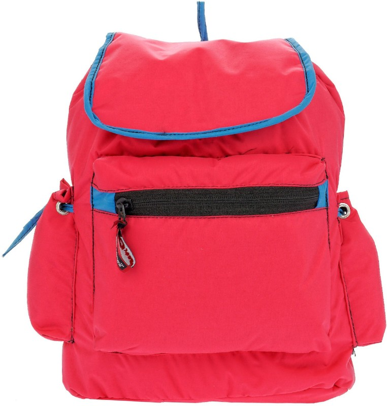 JG Shoppe Neo L8 10 L Medium Backpack(Red)
