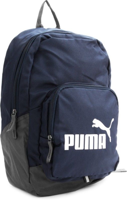 Puma Phase Backpack(Grey, Blue)