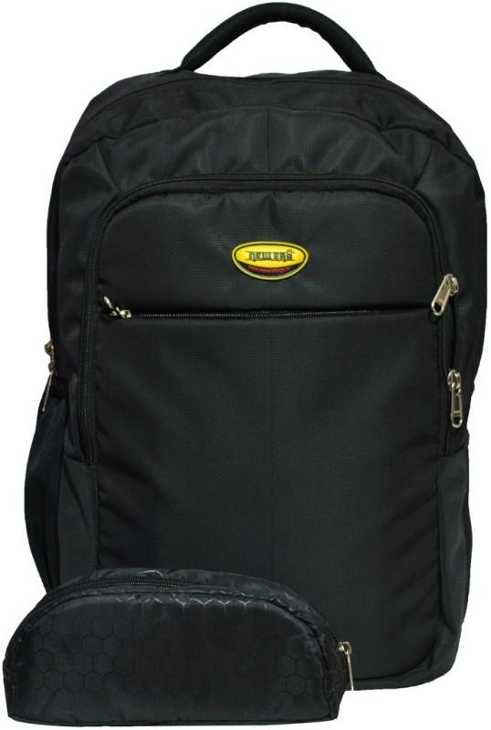 New Era Citi-P8 Fabric 29.19 L Large Laptop Backpack(Black)