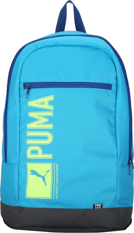 Puma Pioneer I 25 L Laptop Backpack(Blue)