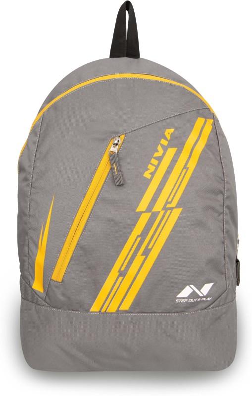 Nivia Pebble 04 16 L Backpack(Black)