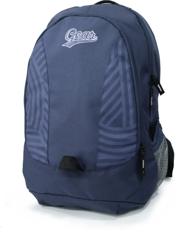 Gear Campus 3 Backpack 29 L Backpack(Blue)
