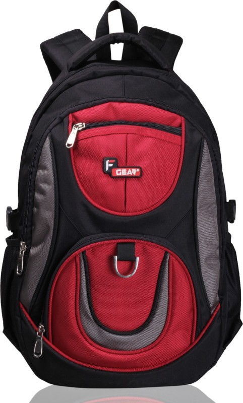 F Gear Axe 29 L Backpack(Black, Red)