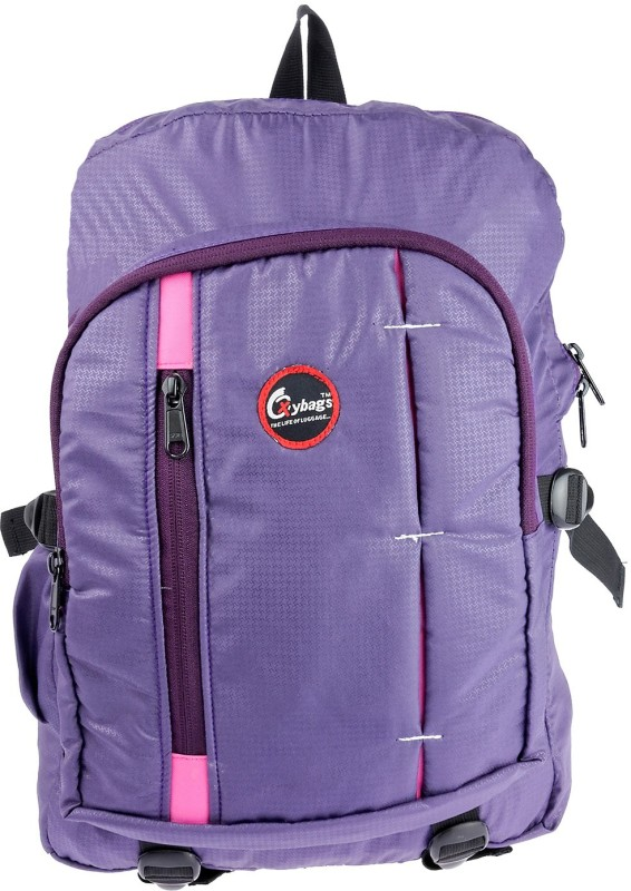 JG Shoppe M57 11 L Backpack(Purple)