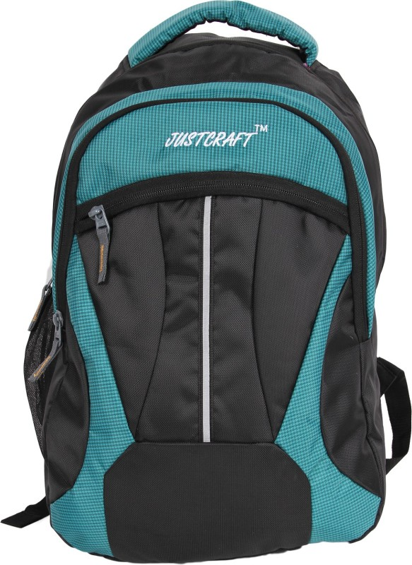 Justcraft Butterfly 22 L Backpack(Blue)