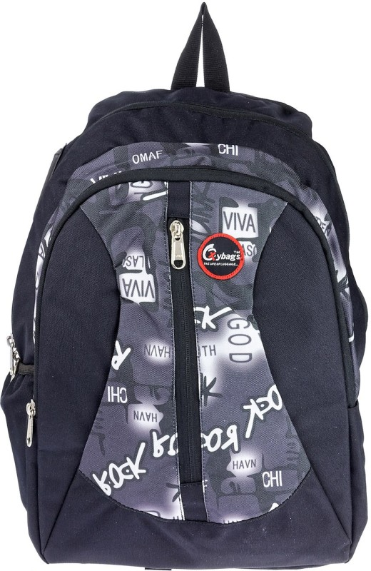 JG Shoppe M56 18 L Backpack(Black)