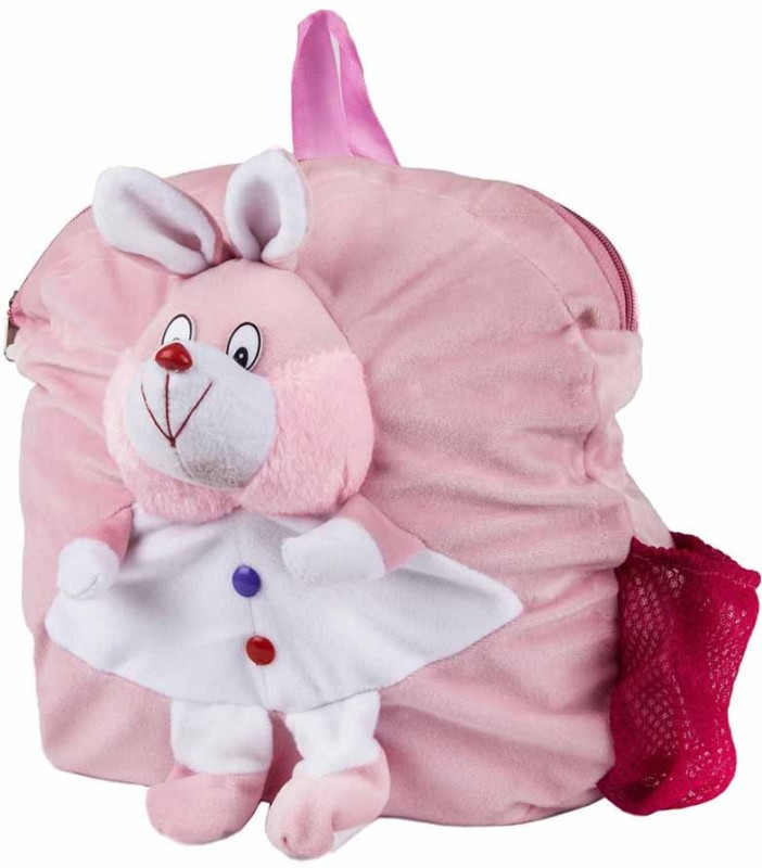 Disha Enterprises Cartoon 5 L Backpack(Pink)