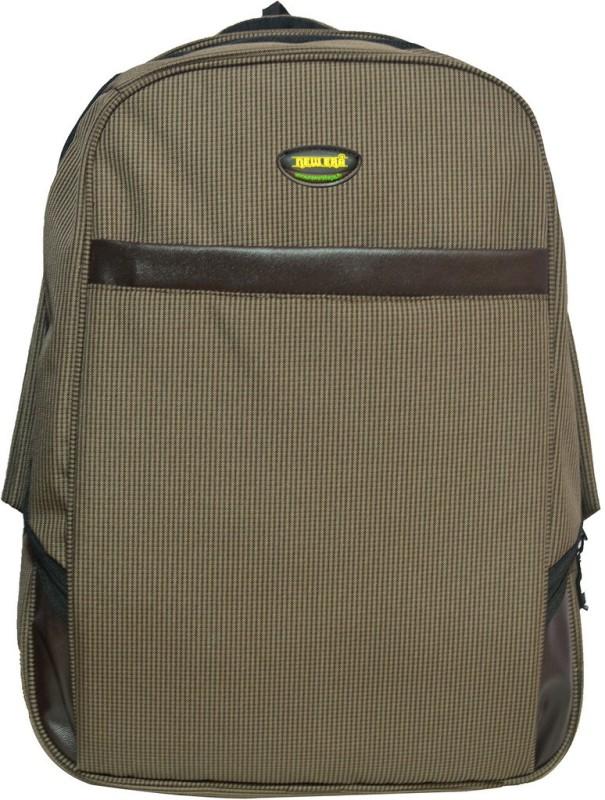 New Era Yamaha Award-Winning 1Yr Warranted 35 L Laptop Backpack(Brown)