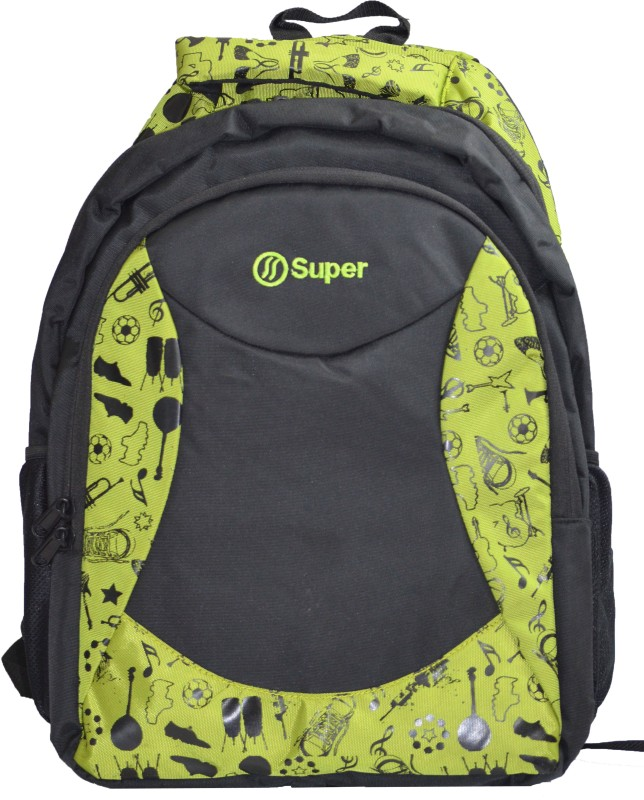 JG Shoppe Super 25 L Medium Backpack(Multicolor)