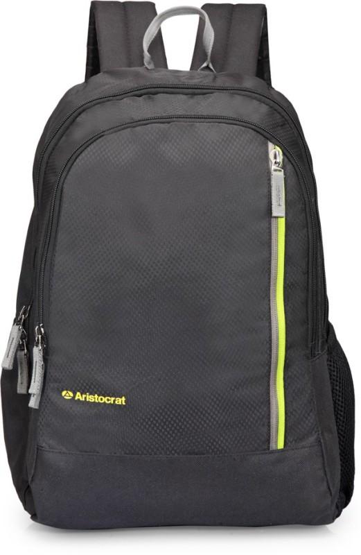 Aristocrat Pep 03 Black 22 L Backpack(Blue)