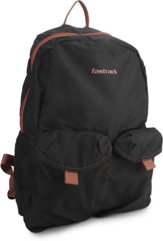 Fastrack Backpack(Black)