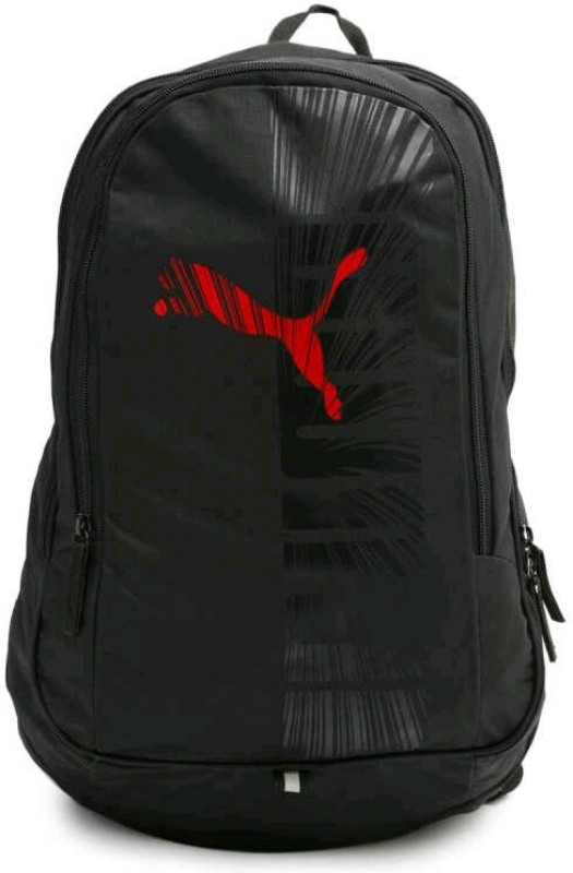 Puma Graphic 33 L Medium Backpack(Black)