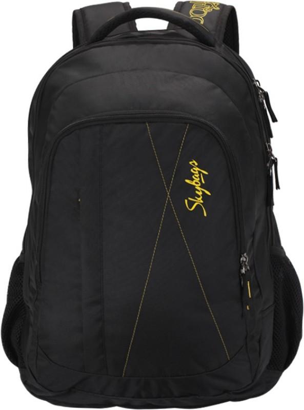 Skybags Footloose Gizmo 02 Black 26 L Backpack(Black)