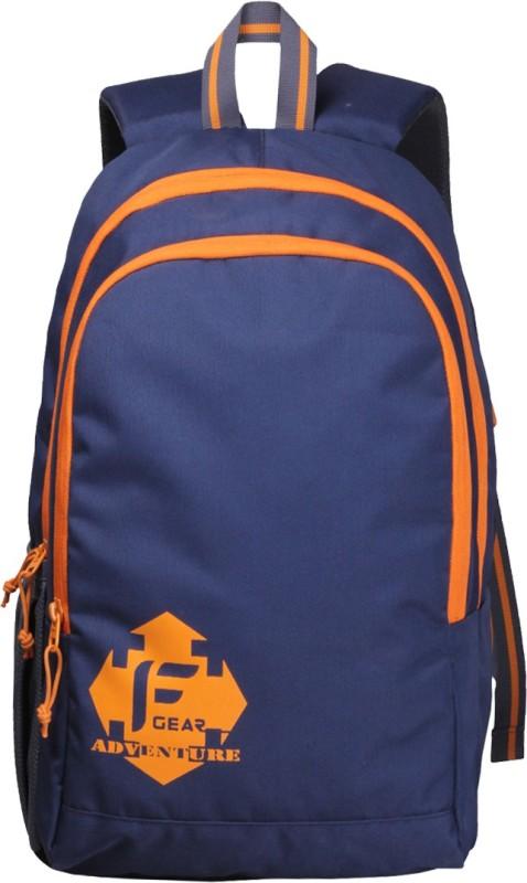 F Gear Castle - Rugged Base 27 L Standard Backpack(Blue)