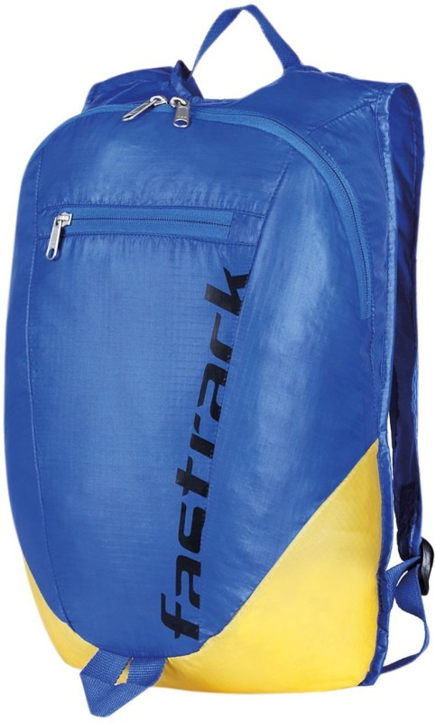 Fastrack AC033NBL01 6 L Backpack(Blue, Yellow)