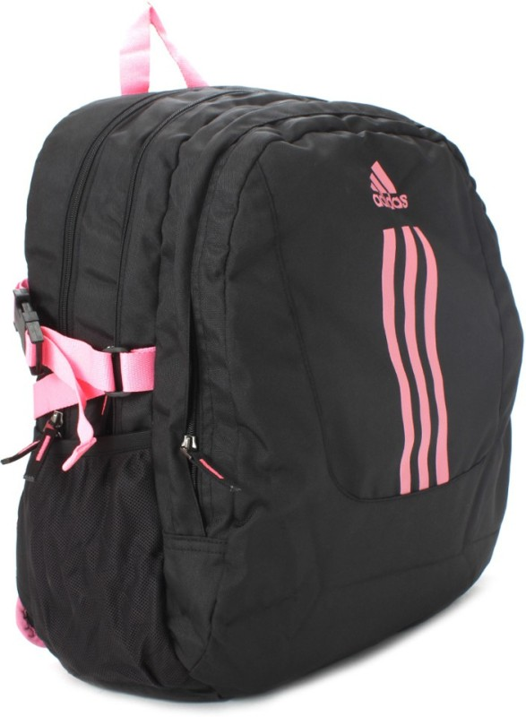 ADIDAS Backpack(Black, Pink)