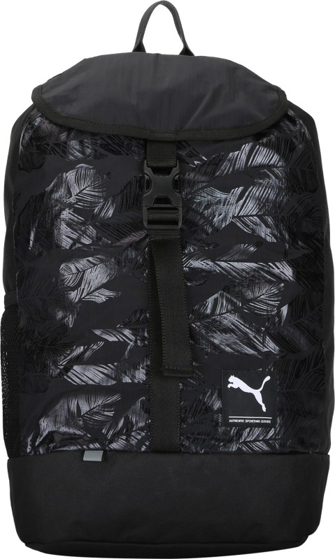 Puma Academy Female 20 L Laptop Backpack(Black)