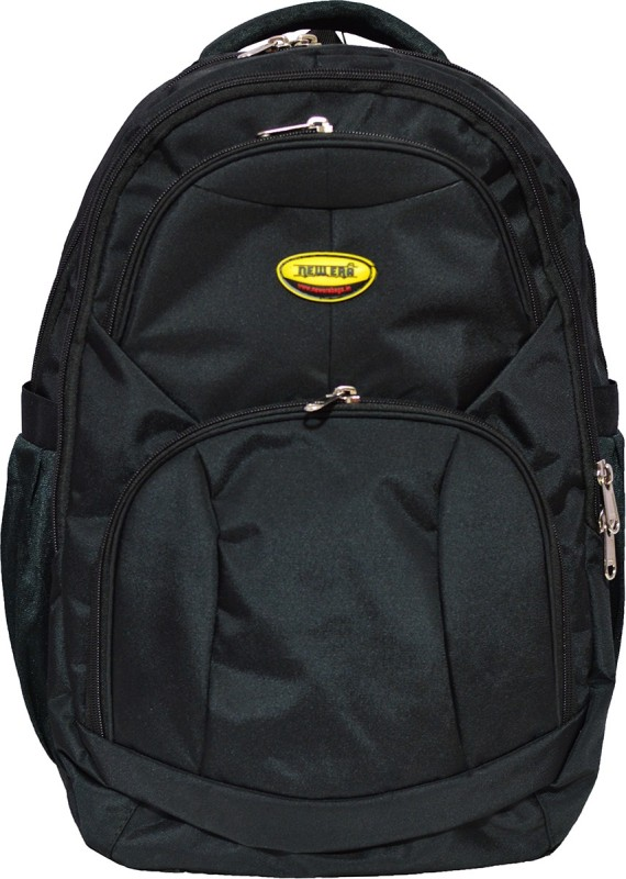 New Era Trident-Pro 40 L Laptop Backpack(Black)