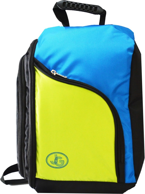 JG Shoppe Neon 10 L Medium Backpack(Multicolor)