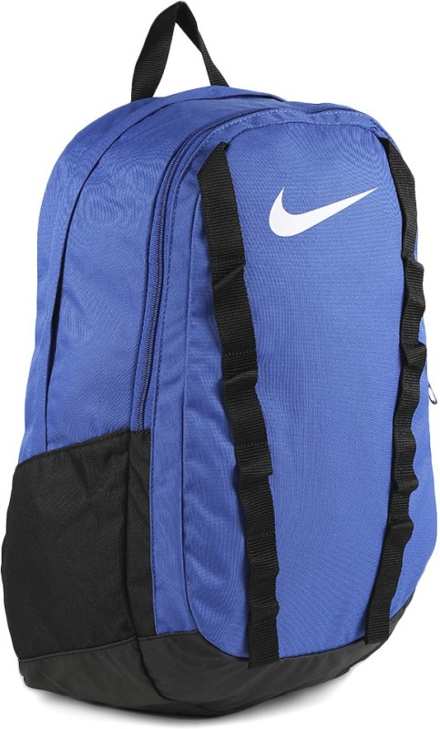 Nike Backpack(Black, Blue)
