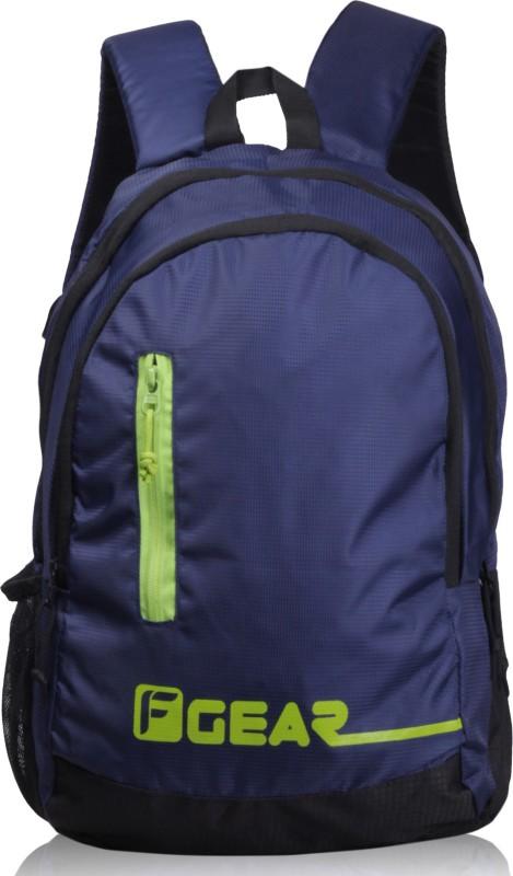 F Gear V2 Bi Frost 25 L Backpack(Blue, Green)