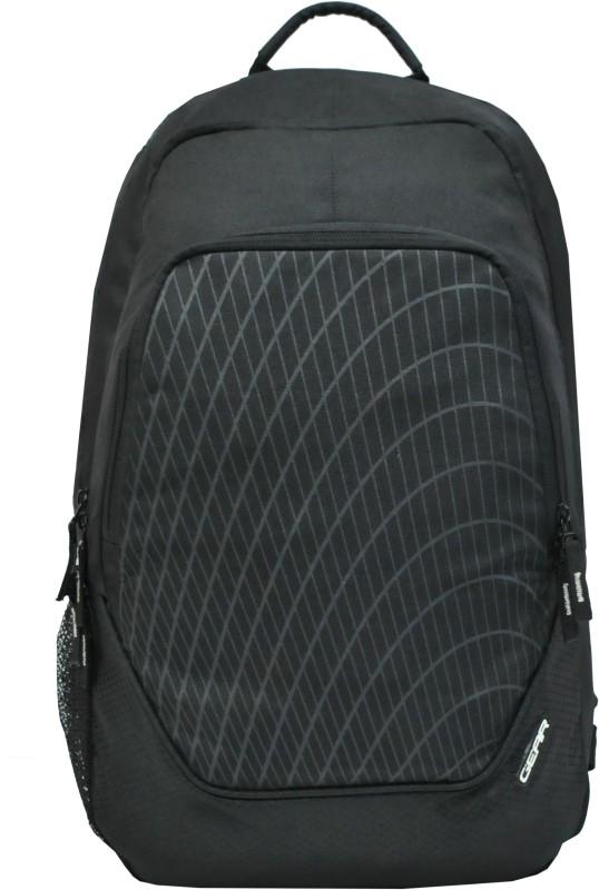 Gear Campus 2 Backpack 25 L Backpack(Black)