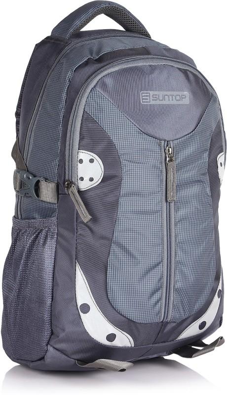Suntop Neo 9 26 L Medium Backpack(Grey)