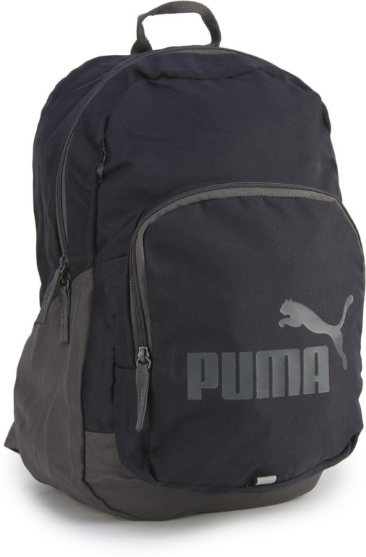Puma Backpack(Grey, Blue)