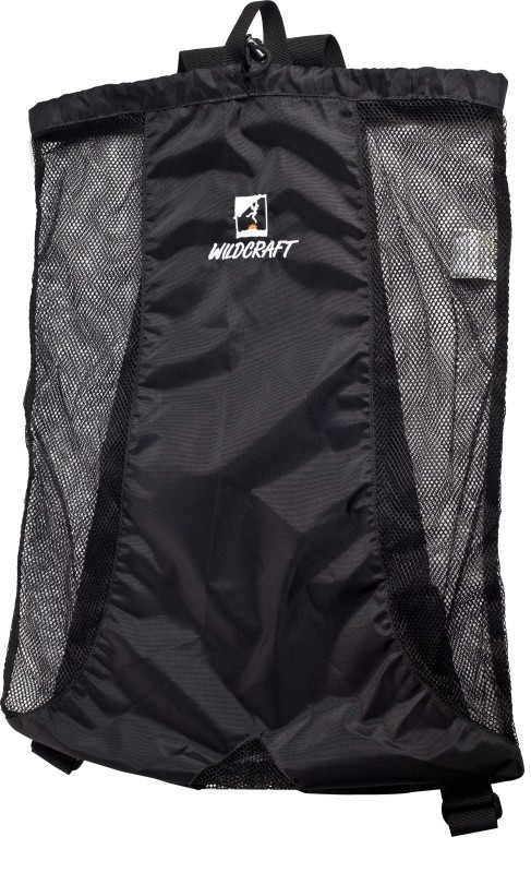 Wildcraft Backpack(Black)