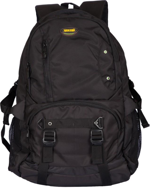 New Era Canvas5 2Yr Warranted 30 L Laptop Backpack(Black)